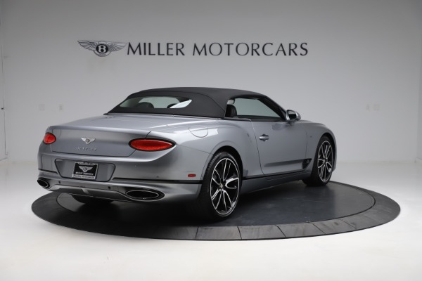 New 2020 Bentley Continental GTC W12 First Edition for sale $309,350 at Bugatti of Greenwich in Greenwich CT 06830 20