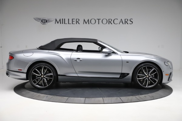 New 2020 Bentley Continental GTC W12 First Edition for sale $309,350 at Bugatti of Greenwich in Greenwich CT 06830 21