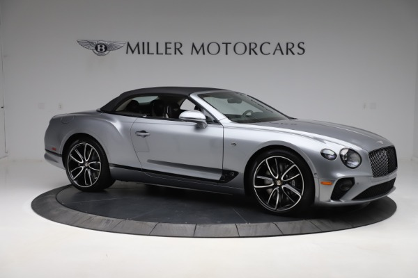 New 2020 Bentley Continental GTC W12 First Edition for sale $309,350 at Bugatti of Greenwich in Greenwich CT 06830 22