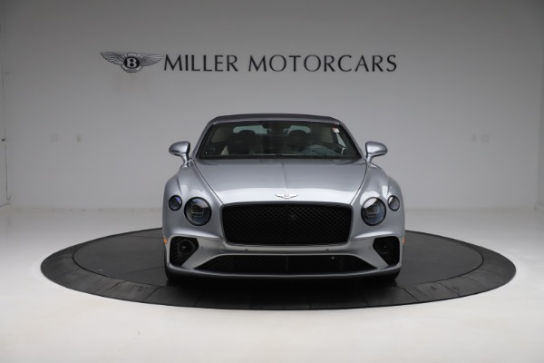 New 2020 Bentley Continental GTC W12 First Edition for sale $309,350 at Bugatti of Greenwich in Greenwich CT 06830 23