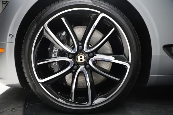 New 2020 Bentley Continental GTC W12 First Edition for sale $309,350 at Bugatti of Greenwich in Greenwich CT 06830 24