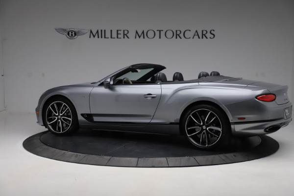 New 2020 Bentley Continental GTC W12 First Edition for sale $309,350 at Bugatti of Greenwich in Greenwich CT 06830 4