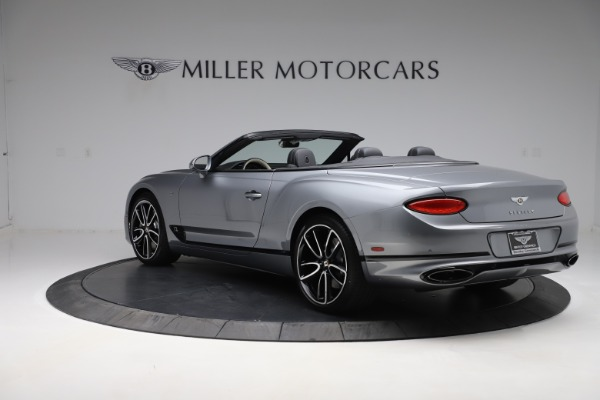 New 2020 Bentley Continental GTC W12 First Edition for sale $309,350 at Bugatti of Greenwich in Greenwich CT 06830 5