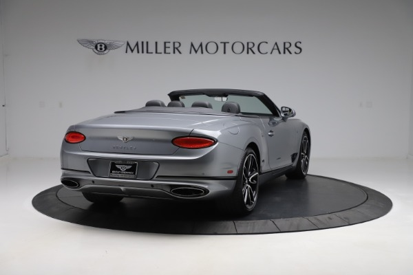 New 2020 Bentley Continental GTC W12 First Edition for sale $309,350 at Bugatti of Greenwich in Greenwich CT 06830 8