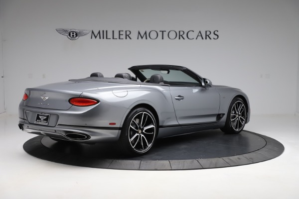 New 2020 Bentley Continental GTC W12 First Edition for sale $309,350 at Bugatti of Greenwich in Greenwich CT 06830 9