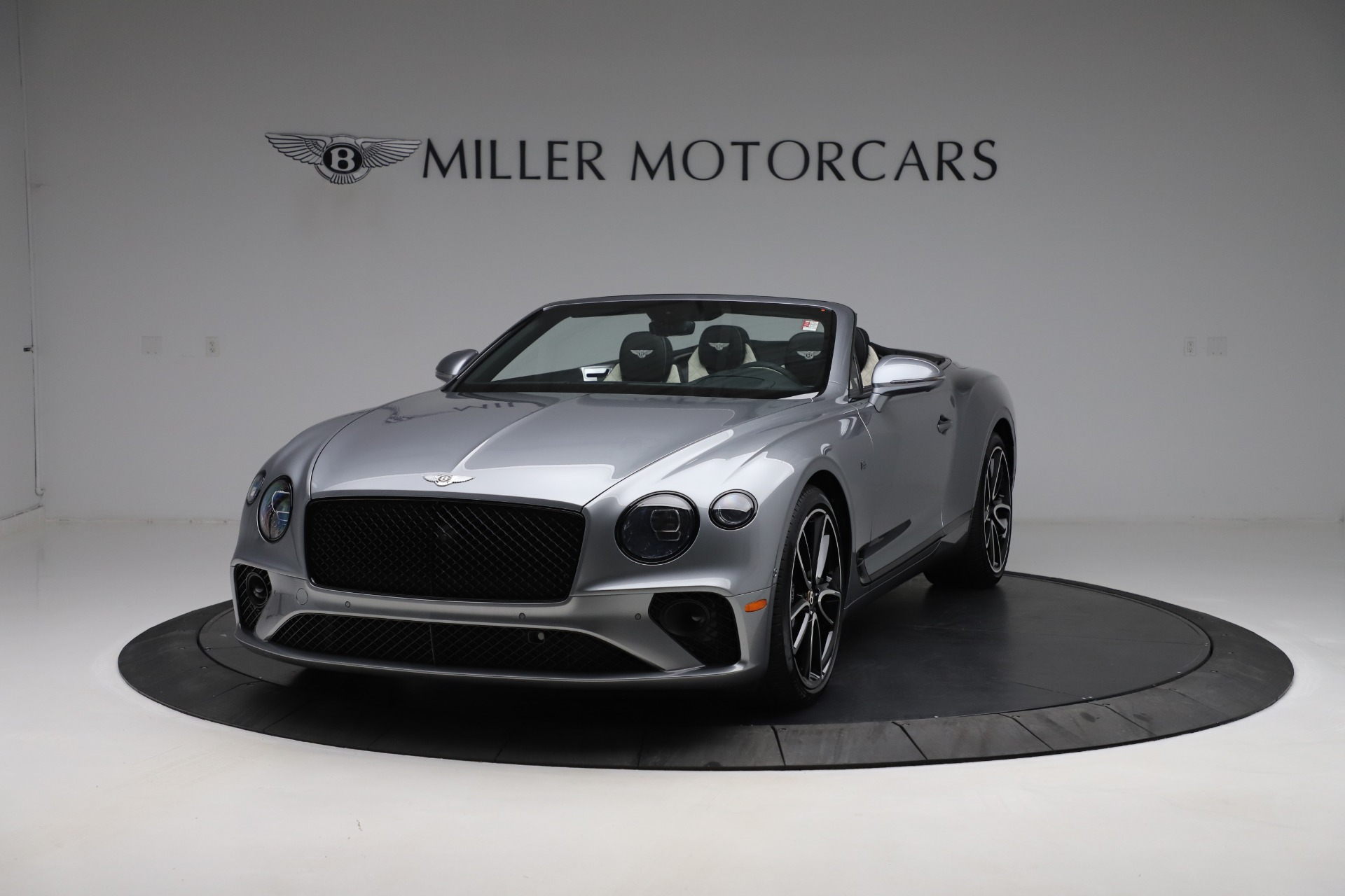 New 2020 Bentley Continental GTC W12 First Edition for sale $309,350 at Bugatti of Greenwich in Greenwich CT 06830 1