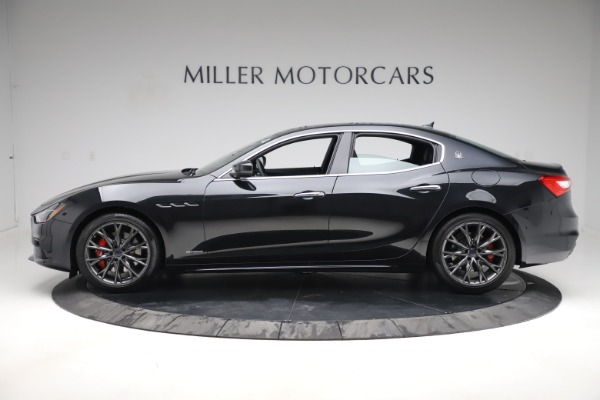 New 2019 Maserati Ghibli S Q4 GranSport for sale Sold at Bugatti of Greenwich in Greenwich CT 06830 3