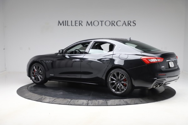 New 2019 Maserati Ghibli S Q4 GranSport for sale Sold at Bugatti of Greenwich in Greenwich CT 06830 4