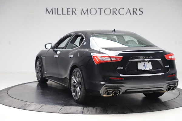 New 2019 Maserati Ghibli S Q4 GranSport for sale Sold at Bugatti of Greenwich in Greenwich CT 06830 5