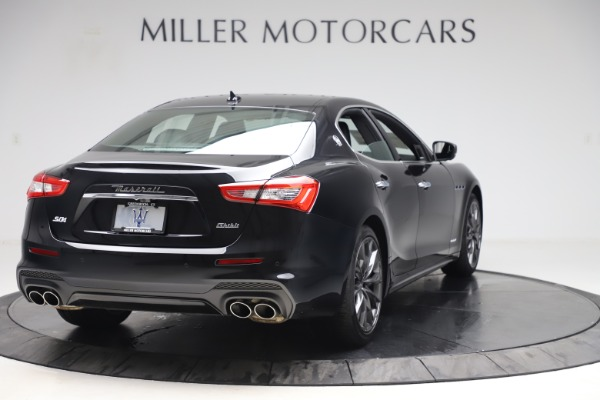 New 2019 Maserati Ghibli S Q4 GranSport for sale Sold at Bugatti of Greenwich in Greenwich CT 06830 7