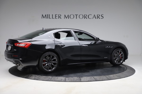 New 2019 Maserati Ghibli S Q4 GranSport for sale Sold at Bugatti of Greenwich in Greenwich CT 06830 8
