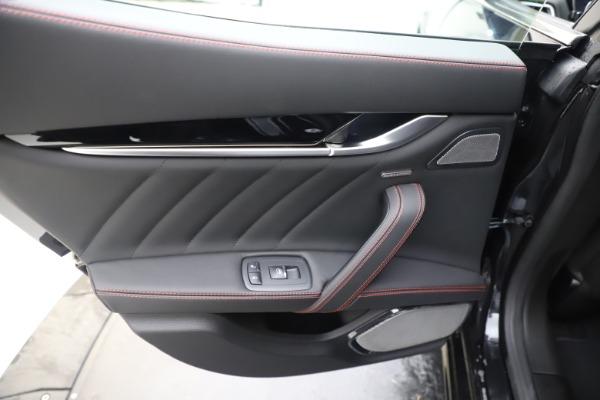 New 2019 Maserati Ghibli S Q4 GranSport for sale Sold at Bugatti of Greenwich in Greenwich CT 06830 20