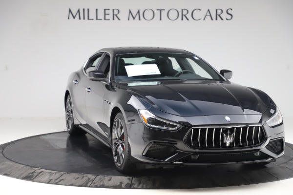 New 2019 Maserati Ghibli S Q4 GranSport for sale $99,905 at Bugatti of Greenwich in Greenwich CT 06830 11