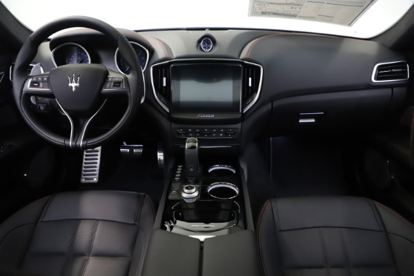 New 2019 Maserati Ghibli S Q4 GranSport for sale $99,905 at Bugatti of Greenwich in Greenwich CT 06830 16