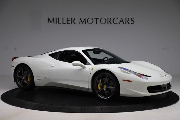 Used 2013 Ferrari 458 Italia for sale $186,900 at Bugatti of Greenwich in Greenwich CT 06830 10
