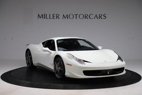 Used 2013 Ferrari 458 Italia for sale $186,900 at Bugatti of Greenwich in Greenwich CT 06830 11