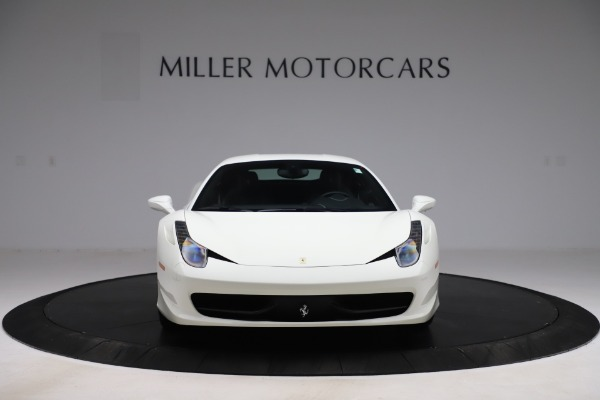 Used 2013 Ferrari 458 Italia for sale $186,900 at Bugatti of Greenwich in Greenwich CT 06830 12