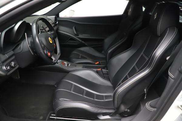 Used 2013 Ferrari 458 Italia for sale $186,900 at Bugatti of Greenwich in Greenwich CT 06830 14