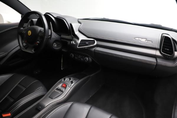 Used 2013 Ferrari 458 Italia for sale $186,900 at Bugatti of Greenwich in Greenwich CT 06830 17