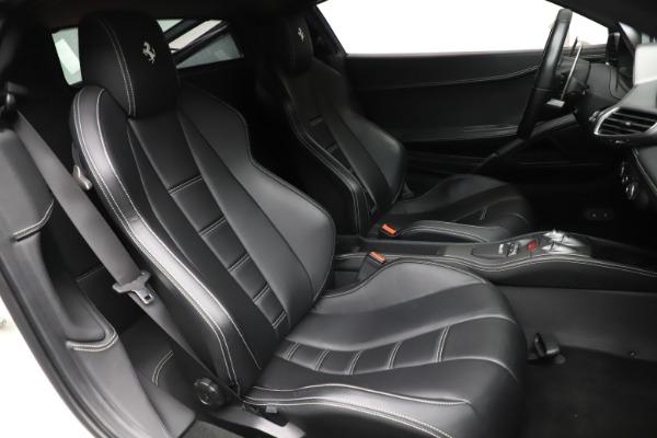 Used 2013 Ferrari 458 Italia for sale $186,900 at Bugatti of Greenwich in Greenwich CT 06830 19
