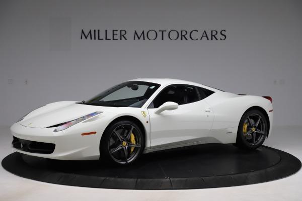 Used 2013 Ferrari 458 Italia for sale $186,900 at Bugatti of Greenwich in Greenwich CT 06830 2