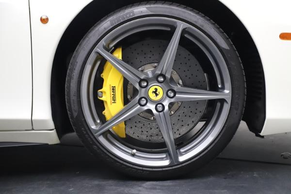 Used 2013 Ferrari 458 Italia for sale $186,900 at Bugatti of Greenwich in Greenwich CT 06830 23