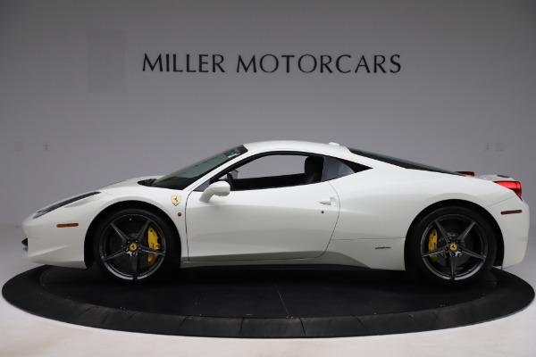 Used 2013 Ferrari 458 Italia for sale $186,900 at Bugatti of Greenwich in Greenwich CT 06830 3