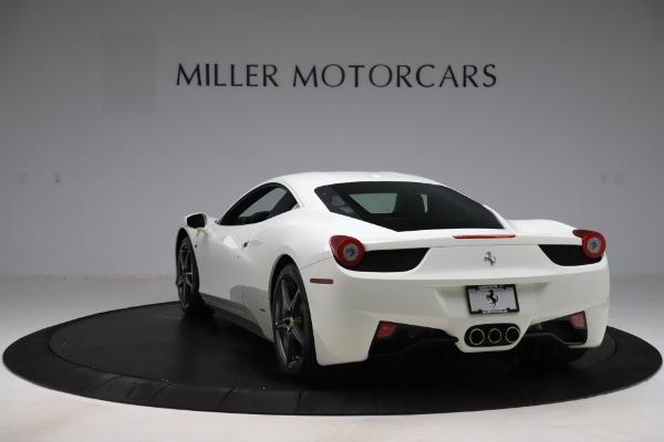 Used 2013 Ferrari 458 Italia for sale $186,900 at Bugatti of Greenwich in Greenwich CT 06830 5