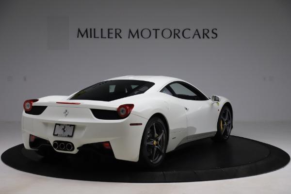 Used 2013 Ferrari 458 Italia for sale $186,900 at Bugatti of Greenwich in Greenwich CT 06830 7