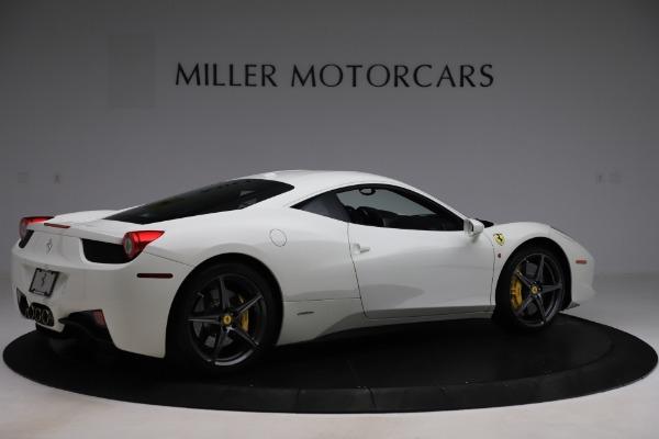Used 2013 Ferrari 458 Italia for sale $186,900 at Bugatti of Greenwich in Greenwich CT 06830 8