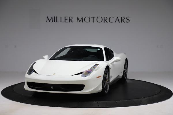 Used 2013 Ferrari 458 Italia for sale $186,900 at Bugatti of Greenwich in Greenwich CT 06830 1