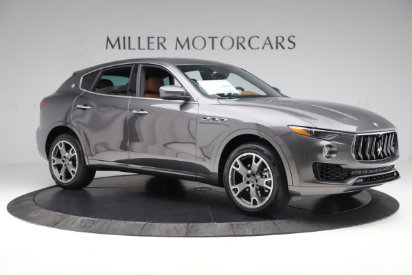 New 2020 Maserati Levante Q4 for sale $79,935 at Bugatti of Greenwich in Greenwich CT 06830 10