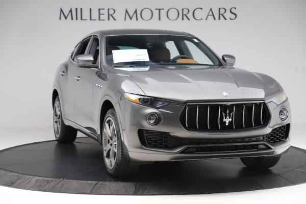 New 2020 Maserati Levante Q4 for sale $79,935 at Bugatti of Greenwich in Greenwich CT 06830 11