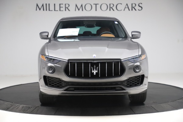 New 2020 Maserati Levante Q4 for sale $79,935 at Bugatti of Greenwich in Greenwich CT 06830 12