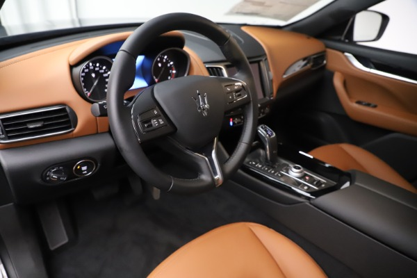 New 2020 Maserati Levante Q4 for sale $79,935 at Bugatti of Greenwich in Greenwich CT 06830 13