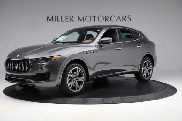 New 2020 Maserati Levante Q4 for sale $79,935 at Bugatti of Greenwich in Greenwich CT 06830 2
