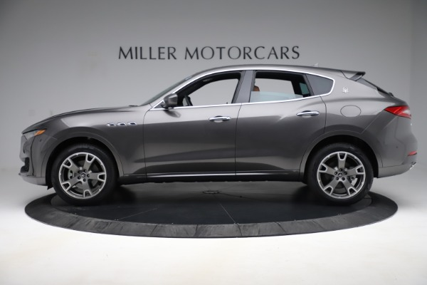 New 2020 Maserati Levante Q4 for sale $79,935 at Bugatti of Greenwich in Greenwich CT 06830 3