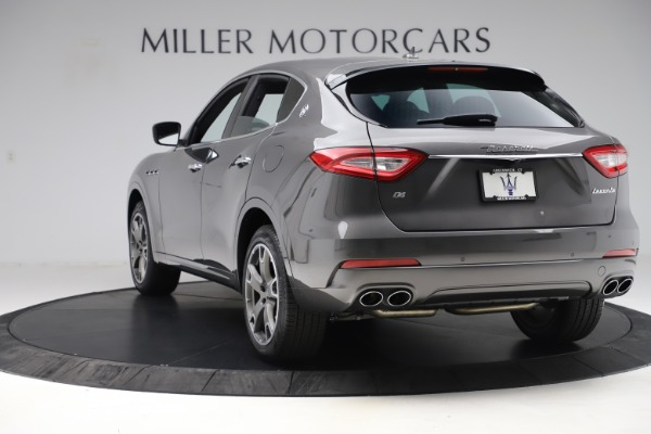 New 2020 Maserati Levante Q4 for sale $79,935 at Bugatti of Greenwich in Greenwich CT 06830 5
