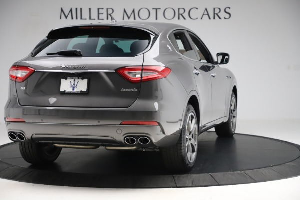 New 2020 Maserati Levante Q4 for sale $79,935 at Bugatti of Greenwich in Greenwich CT 06830 7