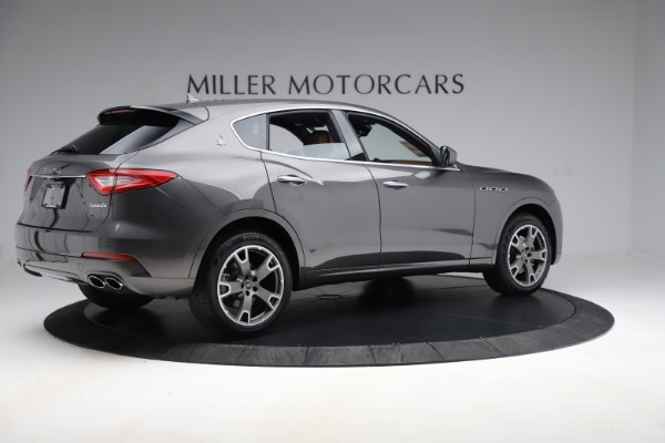 New 2020 Maserati Levante Q4 for sale $79,935 at Bugatti of Greenwich in Greenwich CT 06830 8