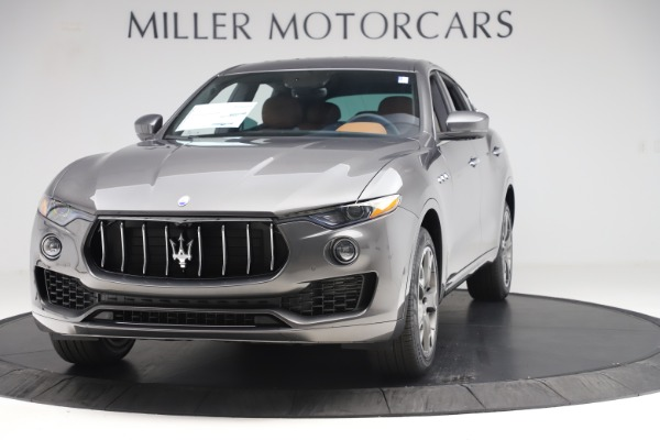 New 2020 Maserati Levante Q4 for sale $79,935 at Bugatti of Greenwich in Greenwich CT 06830 1