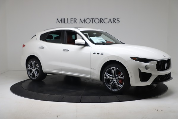 New 2020 Maserati Levante S Q4 GranSport for sale Sold at Bugatti of Greenwich in Greenwich CT 06830 10