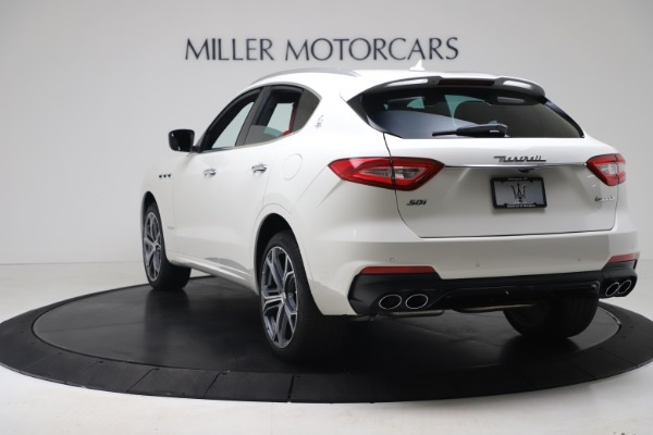 New 2020 Maserati Levante S Q4 GranSport for sale Sold at Bugatti of Greenwich in Greenwich CT 06830 5