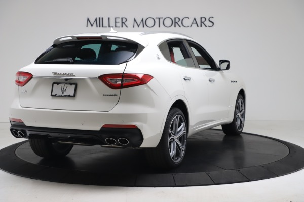 New 2020 Maserati Levante S Q4 GranSport for sale Sold at Bugatti of Greenwich in Greenwich CT 06830 7