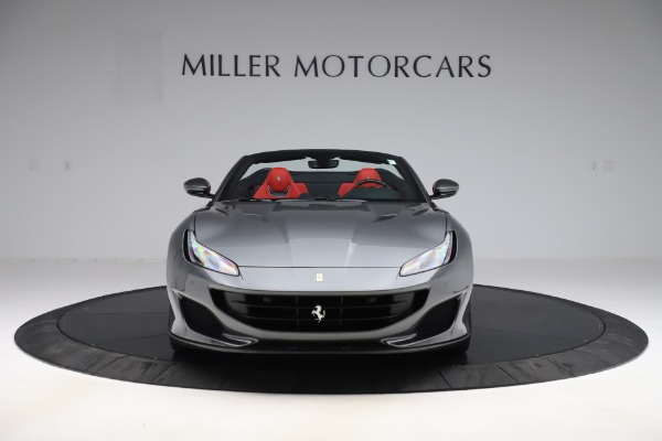 Used 2019 Ferrari Portofino for sale $231,900 at Bugatti of Greenwich in Greenwich CT 06830 12