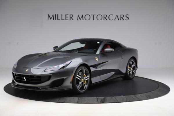 Used 2019 Ferrari Portofino for sale $231,900 at Bugatti of Greenwich in Greenwich CT 06830 13