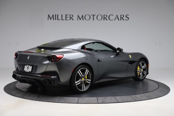 Used 2019 Ferrari Portofino for sale $231,900 at Bugatti of Greenwich in Greenwich CT 06830 15