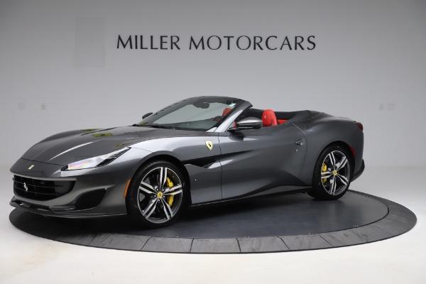 Used 2019 Ferrari Portofino for sale $231,900 at Bugatti of Greenwich in Greenwich CT 06830 2