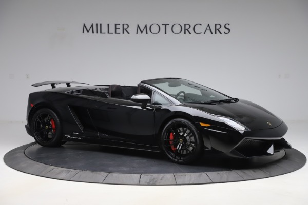 Used 2013 Lamborghini Gallardo LP 570-4 Spyder Performante for sale $229,900 at Bugatti of Greenwich in Greenwich CT 06830 10