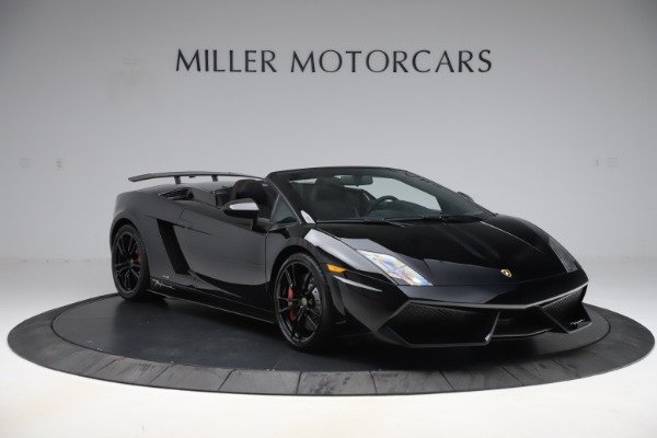 Used 2013 Lamborghini Gallardo LP 570-4 Spyder Performante for sale $229,900 at Bugatti of Greenwich in Greenwich CT 06830 11